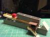 Woodchip Dumper 3d printed Semi Truck Woodchip Unloader Z scal