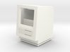 Macintosh SE iPod Nano Dock 3d printed