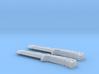 1:6 bomb disposal probing tool thin x2 3d printed