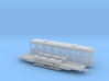 Z Gauge 1:220 Straßenbahn Tw721 Beiwagen  3d printed