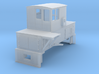 N-scale quench locomotive (LEFT-hand version) 3d printed