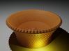 Geometric Bowl 3d printed