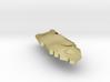 Aruba Terrain Silver Pendant 3d printed