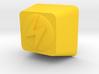 Pokemon Lightning Type Cherry MX Keycap 3d printed