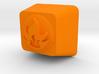 Pokemon Fire Type Cherry MX Keycap 3d printed