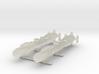 NuBlazers Ruskin Destroyer Pair - Fleetscale 3d printed