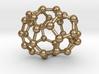 0029 Fullerene c36-01 c2 3d printed