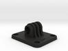 GoPro car dash Brodit 30x38 screw mount holder 3d printed