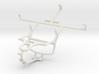 Controller mount for PS4 & Spice Mi-510 Stellar Pr 3d printed