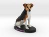 Custom Dog Figurine - Maxwell 3d printed