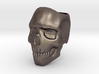 Biker Skull Ring Aprox Size 11 3d printed