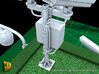 Surveillance Cameras (1:35) 3d printed roofstand detailed cables
