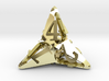 Pinwheel d4 Ornament 3d printed