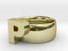 P Ring 3d printed