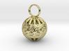 Ornament Pendant 3d printed