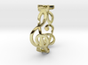 Treble Clef Ring 3 3d printed