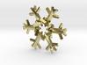 Snow Flake 6 Points D - 5cm 3d printed