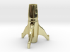 Space Rocket Cigarette Stubber  3d printed