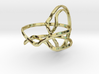 Puzzle Ring 3d printed