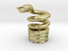Snake Cigarette Stubber 3d printed