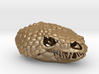 Gila Monster Pendant - Life-sized (75mm) 3d printed