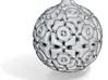 PA Ball D12Se78u1v1a10f Wax 3d printed