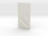 Ziroli Corsair Frame Door Left Outer 3d printed