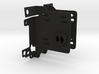 2Din \ 1Din Car stereo support (Smart Fortwo 2010) 3d printed