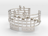 Bach Music Bracelet 3d printed