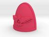 Blood Ravens Shoulderpad 3d printed