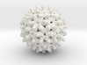 HBcAg virus like particle 3d printed