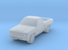 1:400 1992 Toyota Hilux Pickup Truck Airport GSE 3d printed