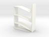 Slant 1:12 scale Bookshelf 3d printed