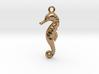 Sea Horse Pendant 3d printed