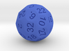 D36 Sphere Dice numbered from 0 to 35 3d printed
