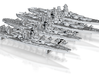 WWII IJN Late-war BB Yamato & BBCV Ise 3d printed