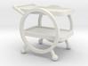 1:48 Deco Bar Cart 3d printed