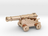 Cannon Paperweight 3d printed