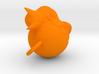 Pikachu on a Pokeball Charm 3d printed