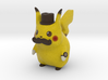Pokemon - Gentleman Pikachu 3d printed