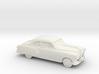 1/87 1951 Pontiac Chieftan Coupe 3d printed