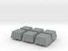 Shoulder Attachment Block 3d printed