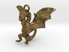 Dragon Charm 3d printed