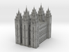 SLC LDS Temple 3d printed