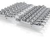 1/1200 LCI(L) (Round Bridge - Bow Ramps) (x18) 3d printed