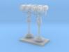 1:72 scale Binoculares standard in set of 2 3d printed
