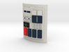 Comm pad - X1 3d printed