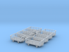 009 Slate Wagons assorted 3d printed