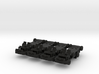1-160 8x Ford Transit CHASSIS 3d printed
