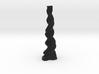 """Vase 'Twist' - 25cm / 9.85"""" 3d printed"""